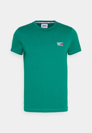 CHEST LOGO TEE - T-shirt con stampa - midwest green