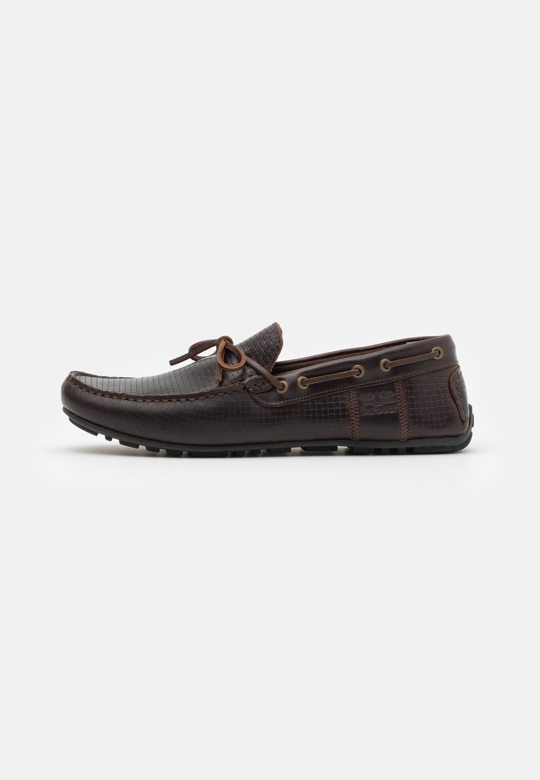 Men CLARK - Moccasins - dark brown