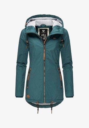 ZUZKA - Winter jacket - dark green21