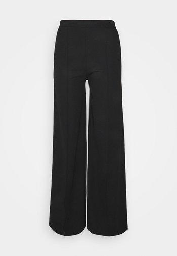 HARRY TROUSERS - Pantaloni - black