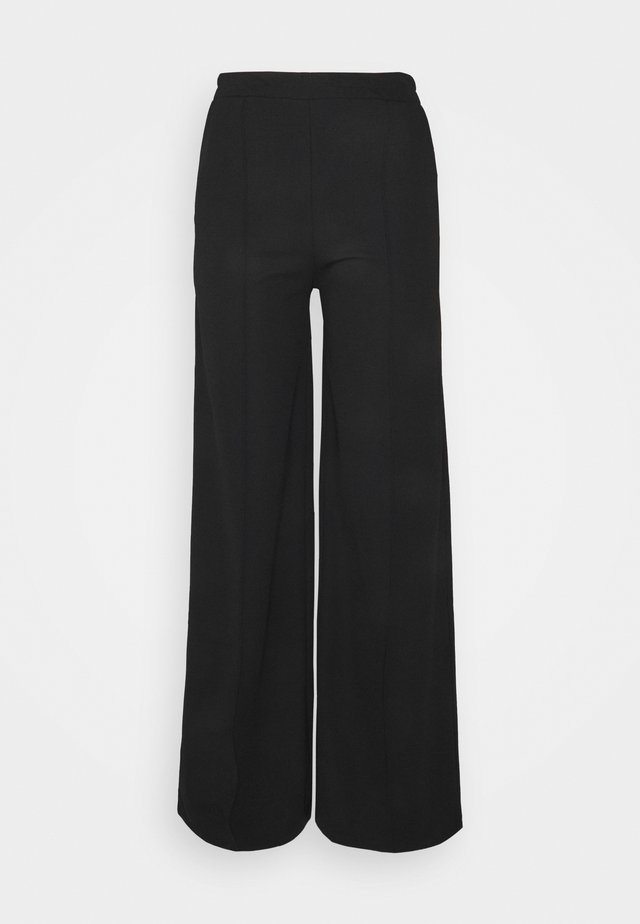 HARRY TROUSERS - Trousers - black