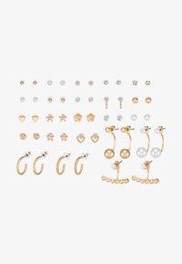 ALDO - UNEBRIWEN 23 PACK - Earrings - ice - 3