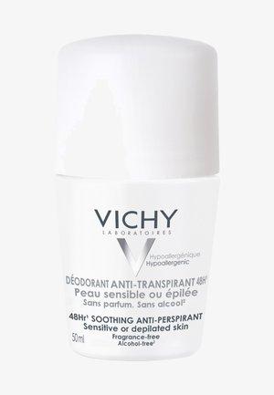DEODORANT SENSITIV ANTI-TRANSPIRANT 48H ROLL-ON - Deodorant - -