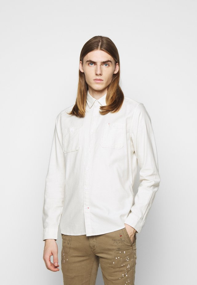 UTILITY - Shirt - light grey