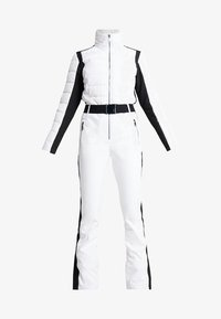 Luhta - JAAMA - Pantaloni da neve - optic white - 7
