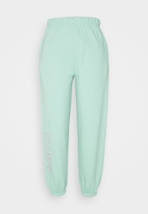Tracksuit bottoms - mint