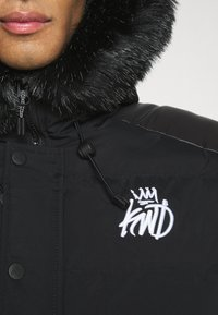 Kings Will Dream - HUNTON PUFFER  - Winter coat - black - 5