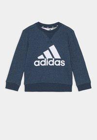 adidas Performance - Sweatshirt - crew navy melange/white - 0