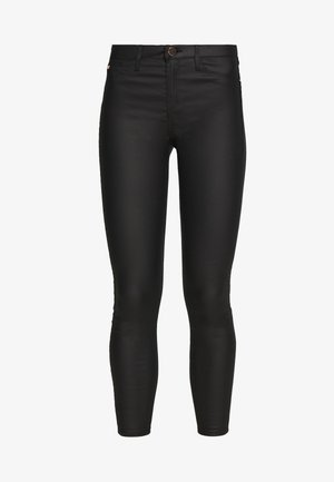 MOLLY - Jeansy Skinny Fit - black