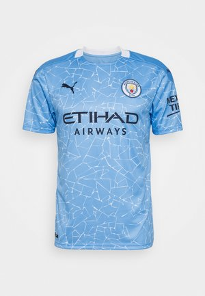 MANCHESTER CITY HOME SHIRT REPLICA - Equipación de clubes - light blue/peacoat
