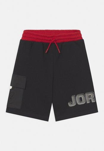 NEXT UTILITY - Sports shorts - black