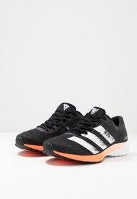 adidas Performance - ADIZERO RC 2 - Konkurrence løbesko - core black/footwaer white - 2