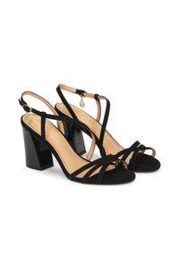 Kazar - SUZETTE  - High heeled sandals - black - 4