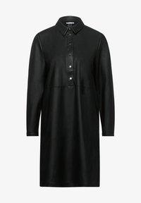 Street One - Shirt dress - schwarz - 2