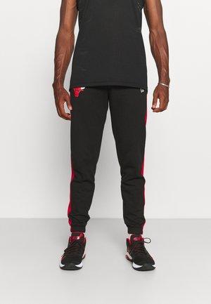 NBA TEAM LOGO CHICAGO BULLS - Club wear - black