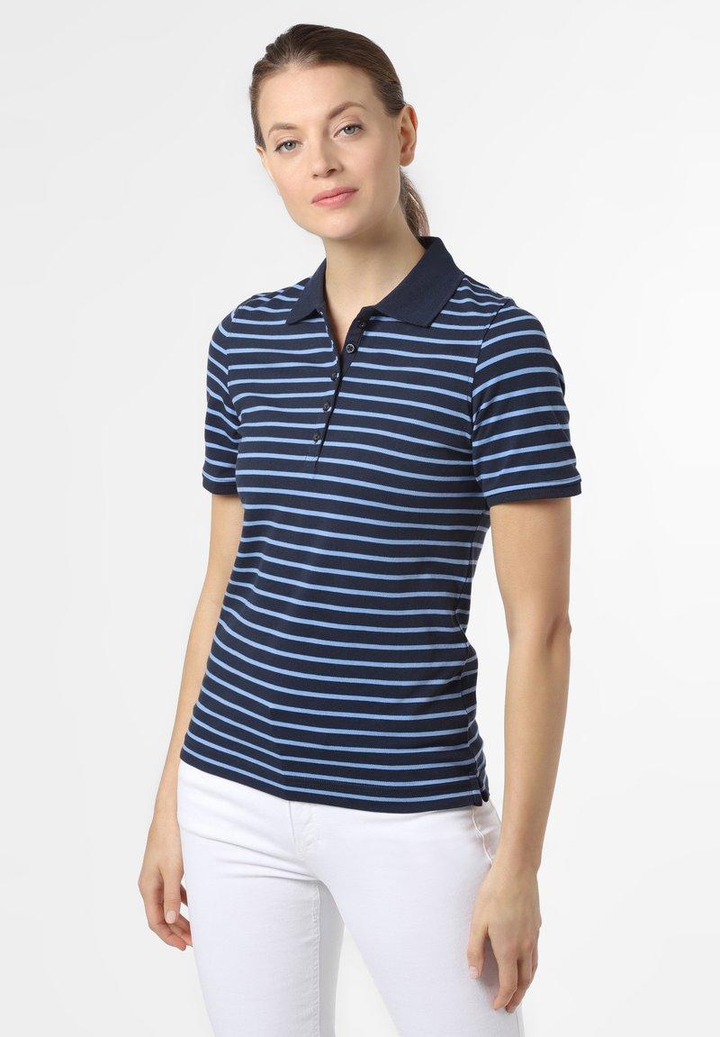 Franco Callegari - Polo shirt - royal blau