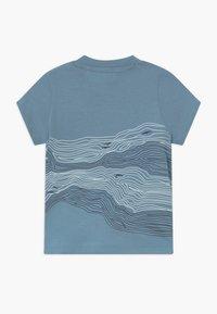 Sense Organics - IBON BABY - Print T-shirt - blue - 1