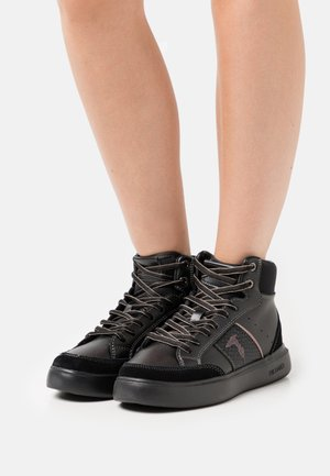 YRIS MID - High-top trainers - black