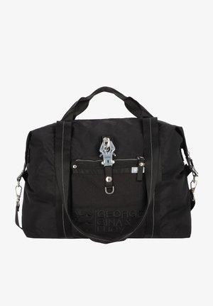 LOGO BAGNIFICENT - Shopping bag - black