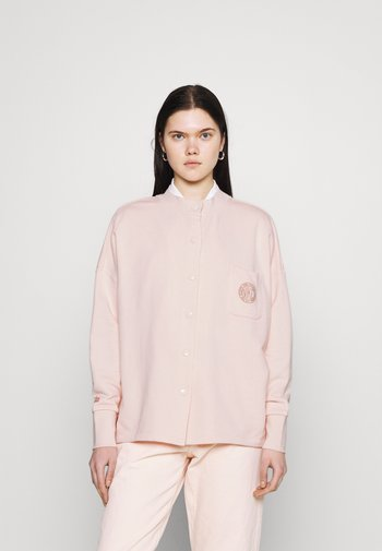 FEMME - Zip-up sweatshirt - orange pearl/orange pearl/terra blush