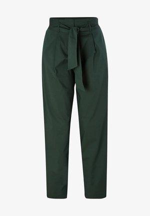 Pantalon classique - leaf green