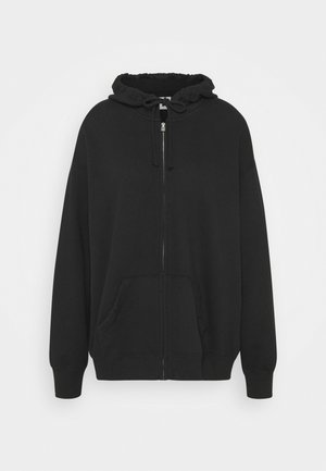 Sweatjacke - phantom black
