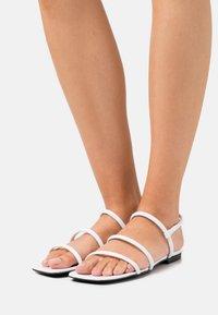 Dorateymur - EASY - Sandals - white - 0
