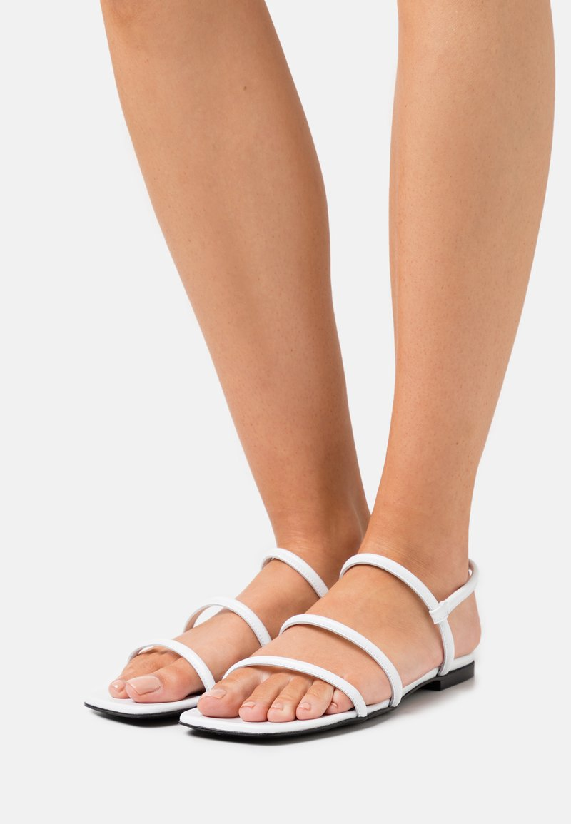 Dorateymur - EASY - Sandals - white