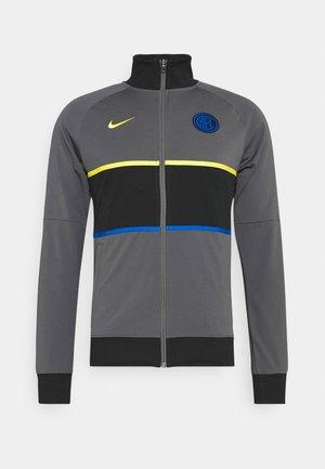 INTER MAILAND - Pelipaita - dark grey/black/blue spark/tour yellow