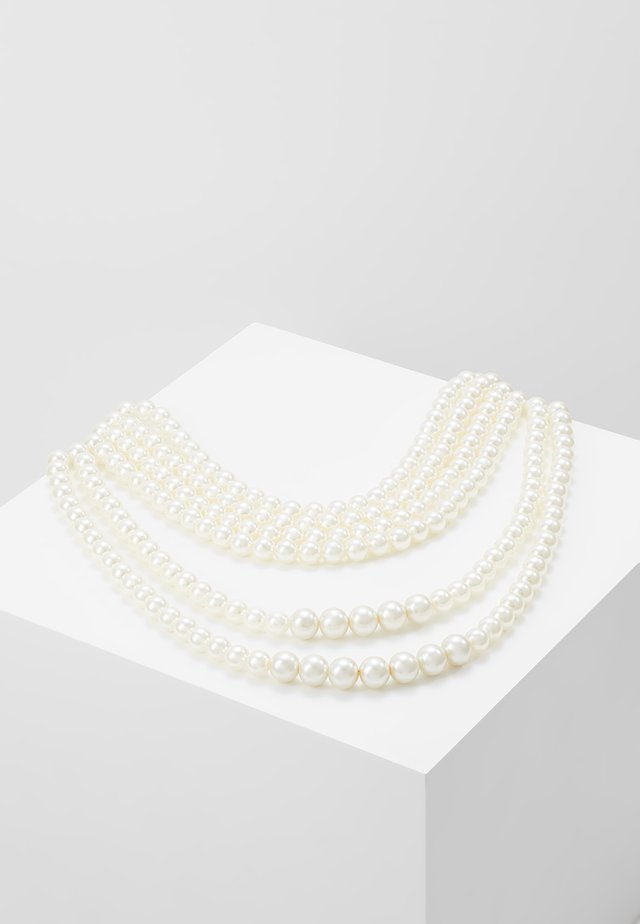JAIME - Necklace - white