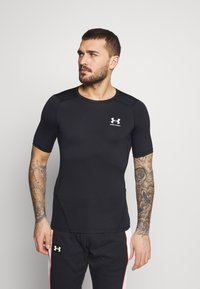 Under Armour - COMP - Print T-shirt - black - 0