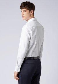BOSS - JENNO SLIM FIT - Formal shirt - white - 2