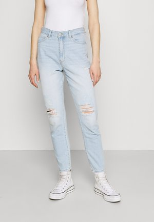 NORA - Relaxed fit jeans - superlight blue