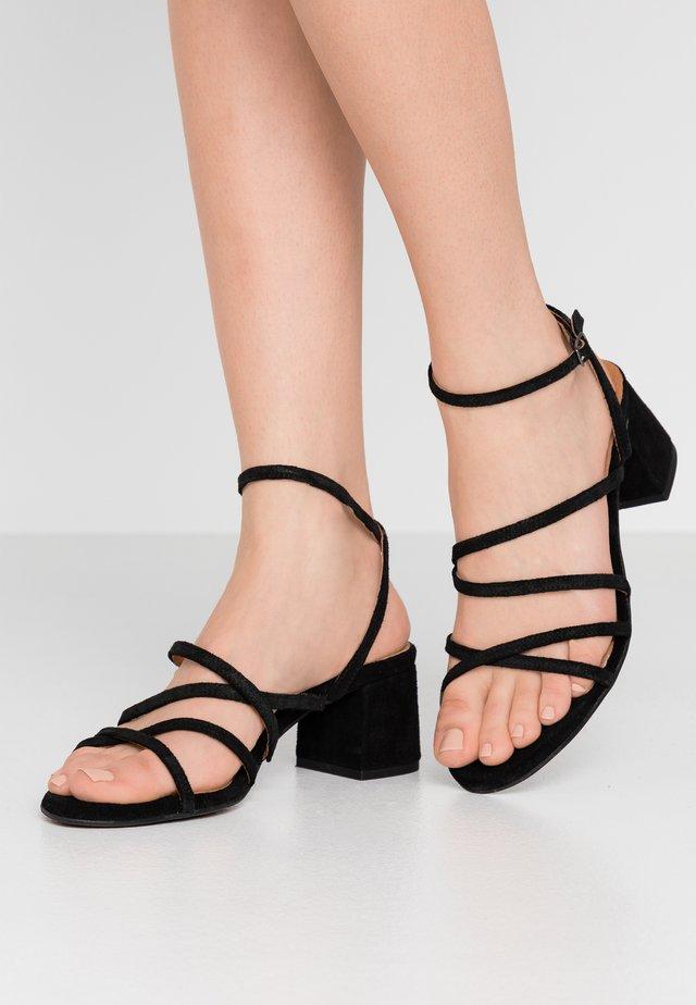 BIADAYTON STRAP  - Sandals - black