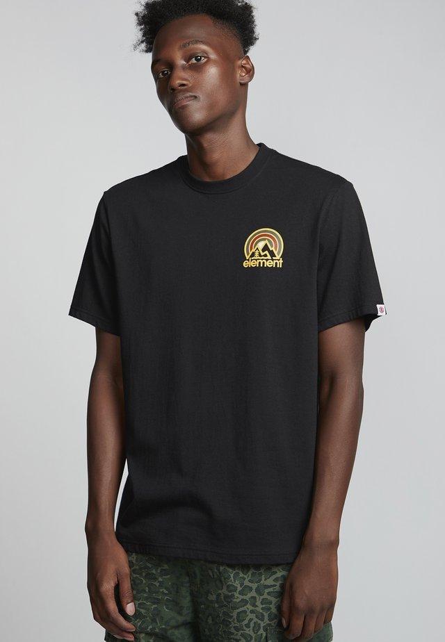 SONATA  - T-shirts print - flint black