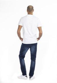 U.S. Polo Assn. - BARKER - T-shirt - bas - white - 2