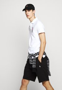Polo Ralph Lauren - BASIC - Polo - white - 2