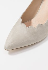 Anna Field - LEATHER - Klassieke pumps - grey - 2