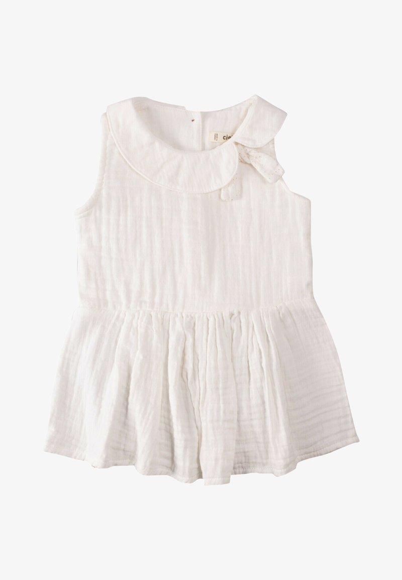 Cigit - MUSLIN - Day dress - white