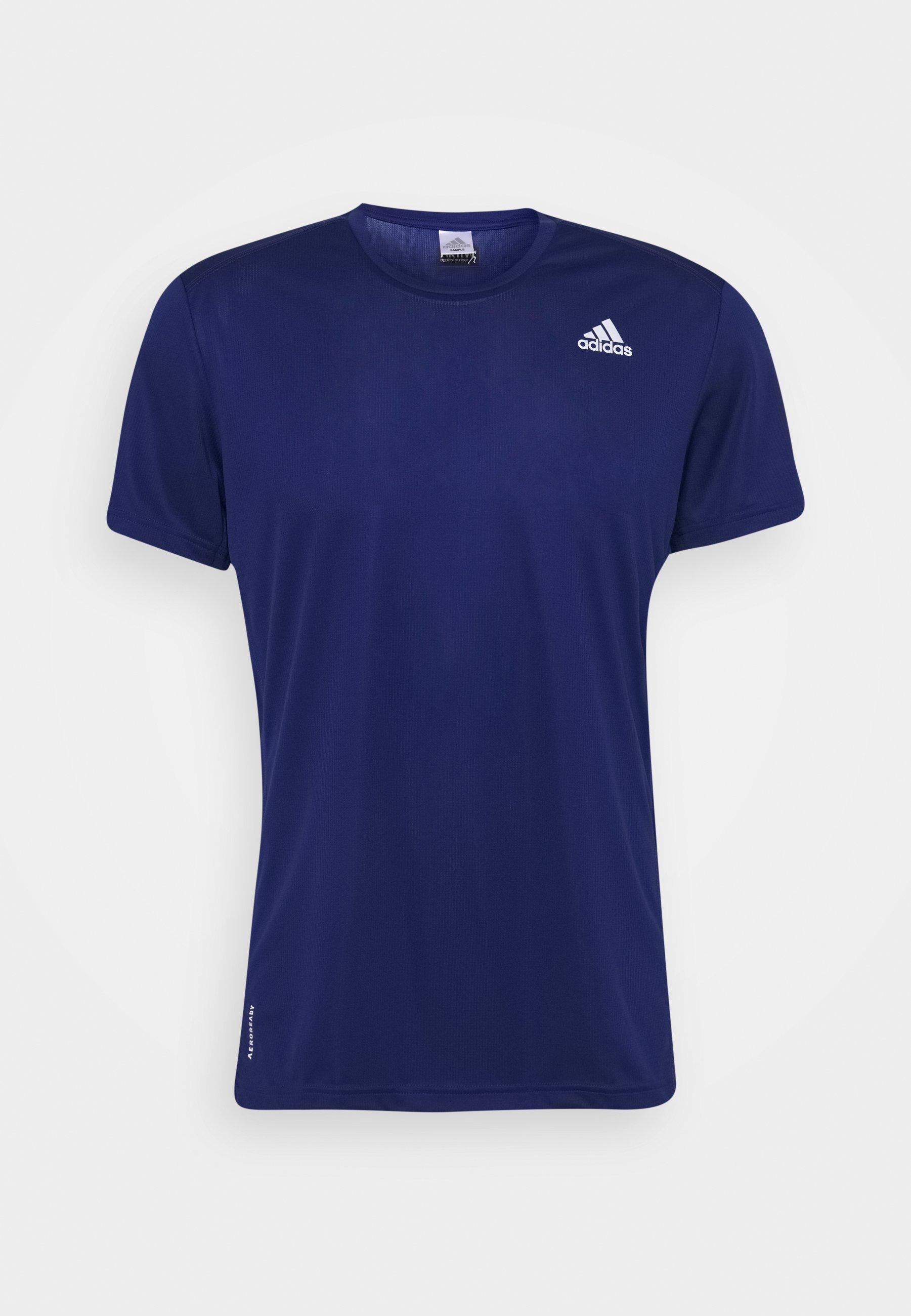 Homme RESPONSE AEROREADY RUNNING SHORT SLEEVE TEE - T-shirt imprimé