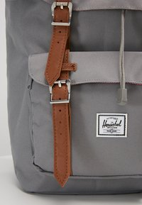 Herschel - LITTLE AMERICA  - Plecak - grey - 4