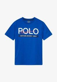 Polo Ralph Lauren - T-shirts print - pacific royal - 2