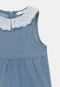 Marks & Spencer London - COLLAR DRESS - Denim dress - blue denim - 2