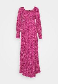 Vero Moda - VMLUIZA DRESS - Maxi dress - pink yarrow - 5
