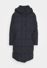 IMPERMEABILE LUNGHI IMBOTTITO - Winter coat - dark blue