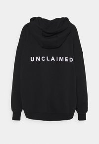ONLY - ONLTENNA LIFE OVERSIZE HOOD - Sweatshirt - black - 6