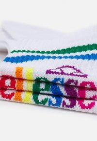 Ellesse - PULLO UNISEX 3 PACK - Socks - white - 1