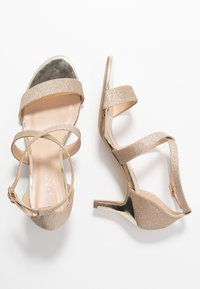Paradox London Wide Fit - WIDE FIT LAIKA - Sandales - champagne - 3