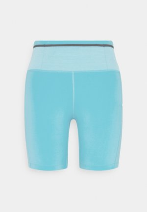 EPIC LUXE  - Leggings - chlorine blue/limelight/silver