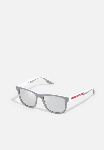 Sunglasses - grey/white